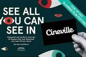 cineville vlaamse film festiva
