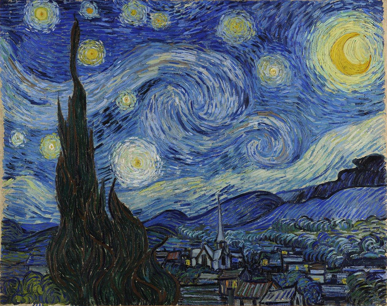Van Gogh 125 anni anniversario