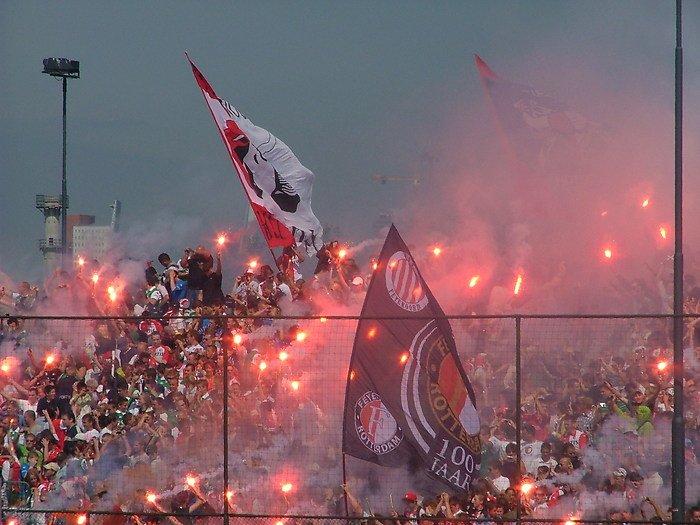 Hooligans Feyenoord