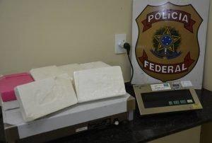 fonte: Facebook @Departamento de Polícia Federal - MJ