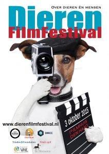 Poster Dieren Film Festival