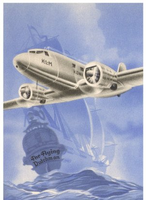 flying-dutchman-ship-with-klm-plane