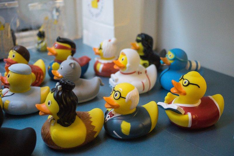 Amsterdam duck store lo strano negozio di papere for Tassa di soggiorno amsterdam