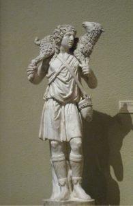 Statuetta del Buon Pastore, III secolo