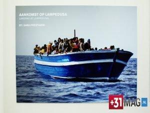 Aankomst op Lampedusa © Sara Prestianni