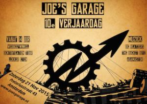 10 anni Joe's Garage