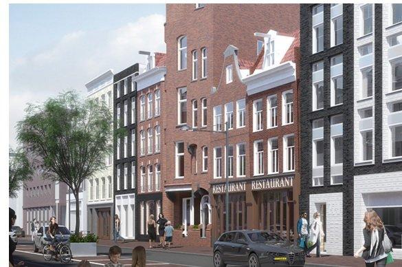 Slangenpand in vendita l 39 ultimo spazio autonomo del for Amsterdam appartamenti centro