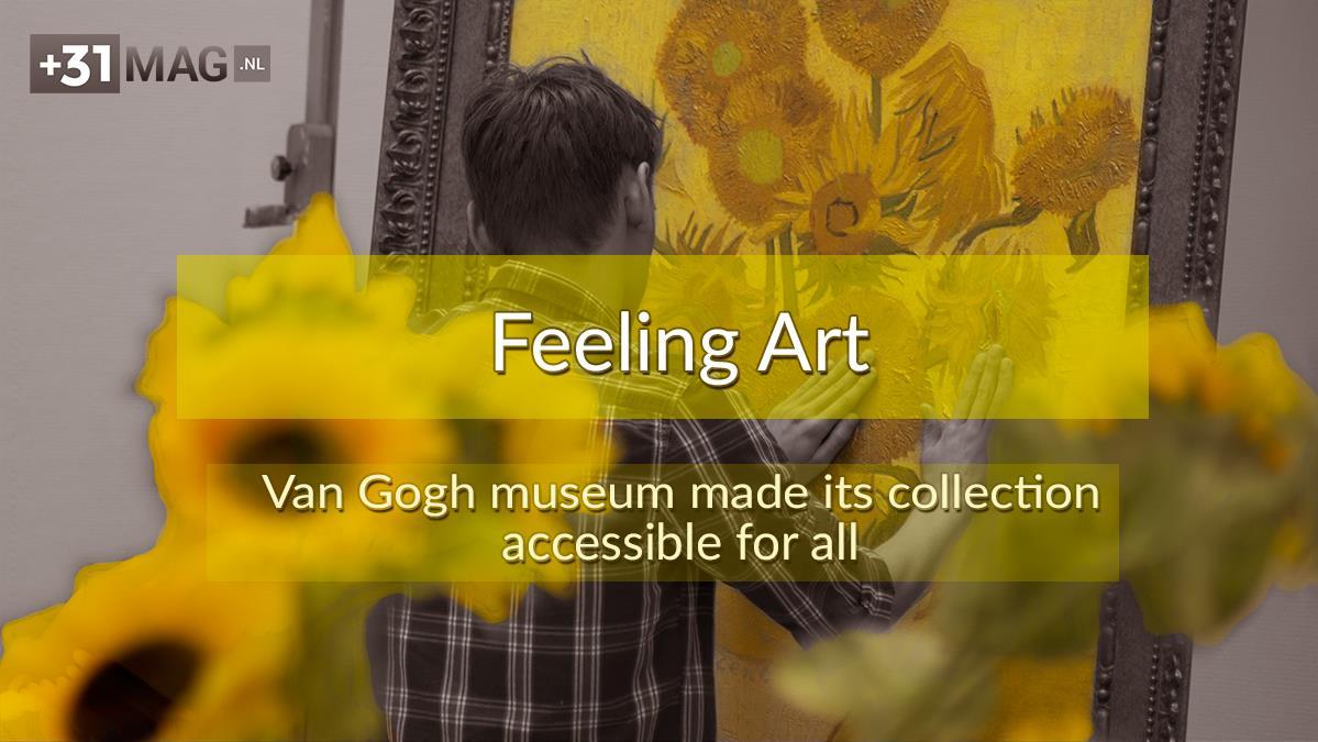 """Feeling Art, la """"vista tattile"""" rende l'arte accessibile ai non vedenti"""