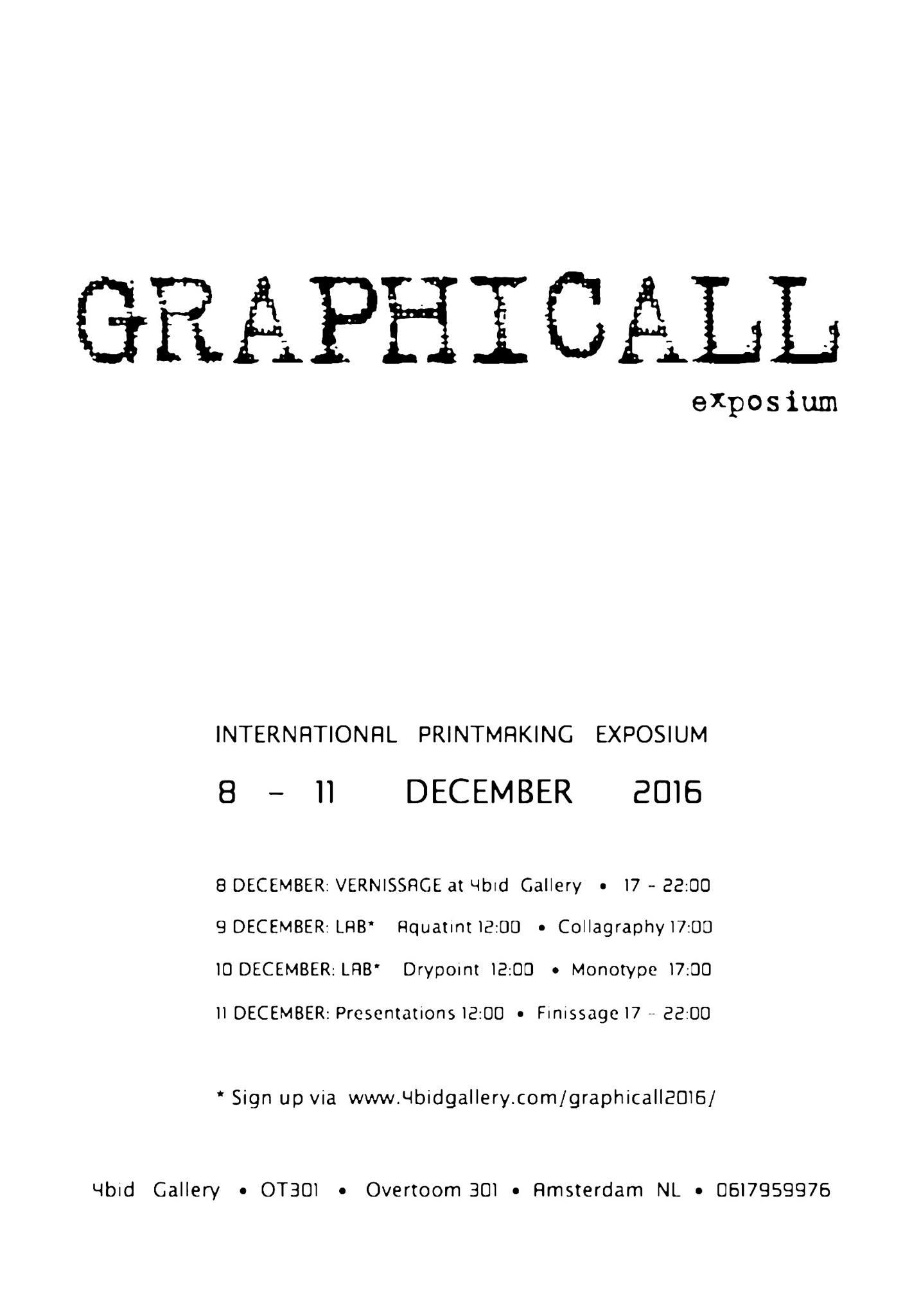 Graphicall, l'illustrazione alla riscossa