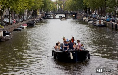 amsterdam, green, ecologista