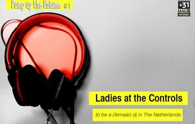 woman at the console-featured