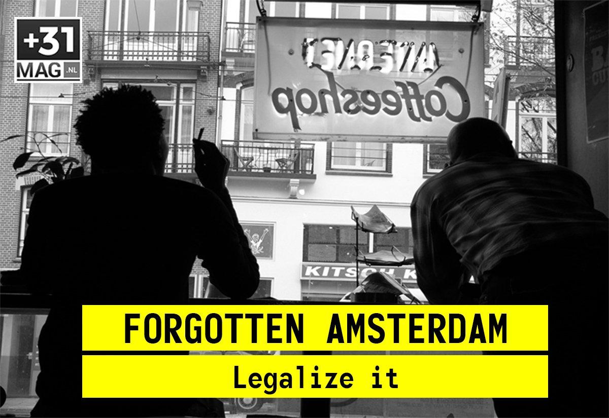 Forgotten Amsterdam, quando nella capitale si finiva in carcere per una canna