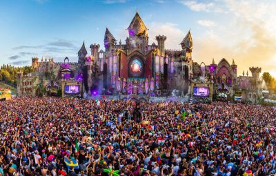 Tomorrowland dati cirmine
