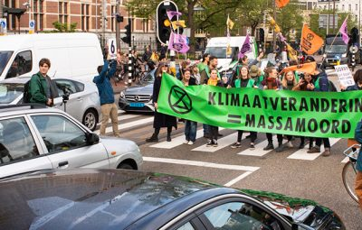 extinction rebellion amsterdam-7 october