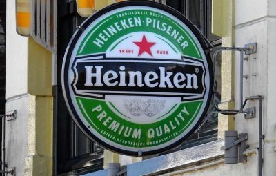 origini dell'Heineken
