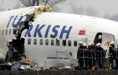 Boeing 737 NG crash