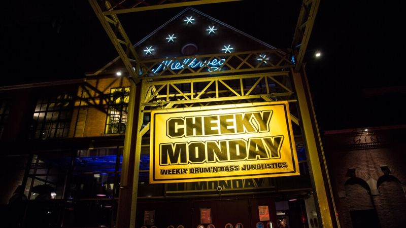 drum & bass in Amsterdam-Cheeky Monday-31Mag1