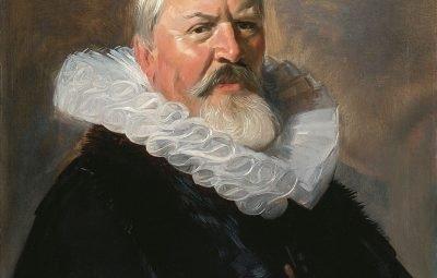 primo grande ritrattista del Secolo d'oro