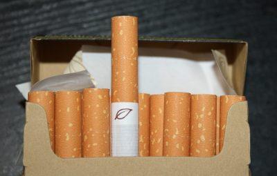 vietare la vendita di sigarette