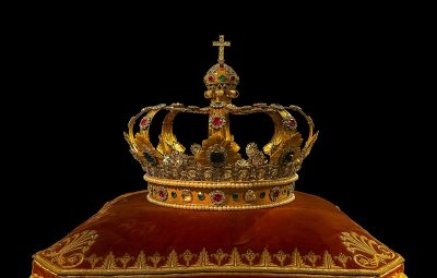 corona rubata ritorna in Etiopia