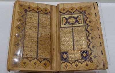 manoscritto di Hafez