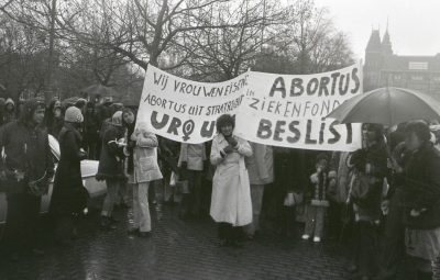 The burden on the Dutch abortion clinics