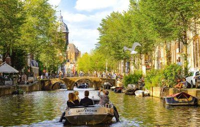 turisti in Olanda