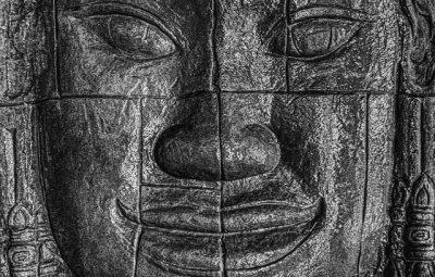scultura africana falso