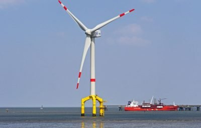 parco eolico offshore Groningen