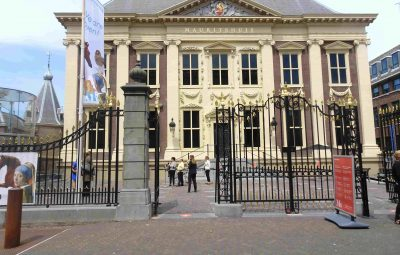 Mauritshuis reopeing day