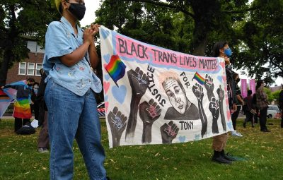 black pride amsterdam trans queer
